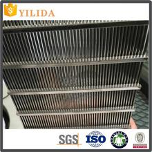 Perfect Round High Tec Stainless Steel Wedge Wire Mesh,sieving mesh screen johnson screens