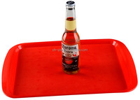 Economical Custom Design Save Storage Space Round Bar Beer Tray