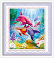 "Diy Diamond painting mosaic ""underwater world"""