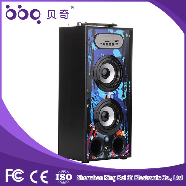 High quality china new music best audiophile bluetooth speakers for home theater