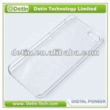 2012 NEW crystal clear case for iPhone 5 Shenzhen manufacturer