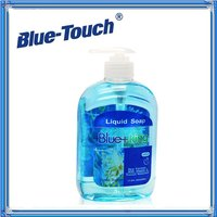 Hot-sale Ocean Breeze Blue-king Hand liquid soap (520ml)