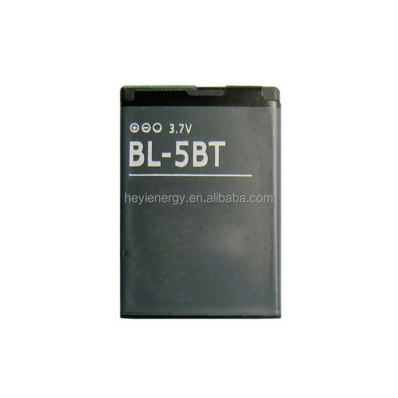 2600c Bl-5bt mobile phone battery for Nokia, battery for nokia all models