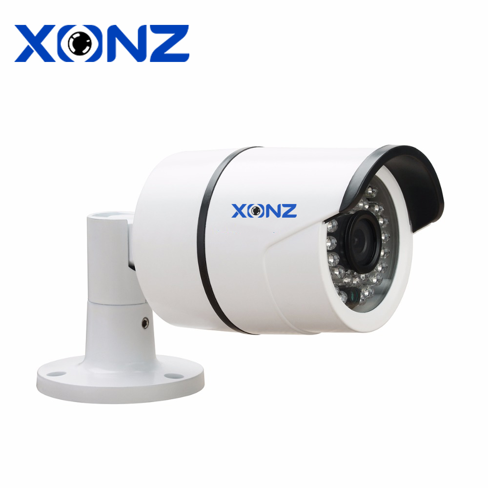 In stock XZ-36I9-MF1 IP CCTV Surveillance Outdoor Wireless Security water proof mini bullet camera with 36pcs IR leds