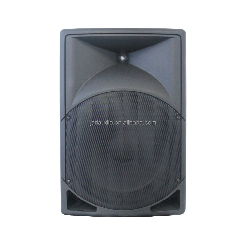 "15"" good quality professional for concerts plactis pa speaker"