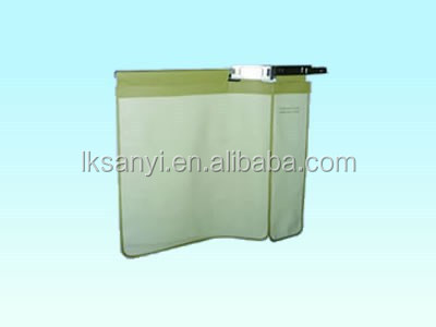 overhead protective barrier screen lead shielding