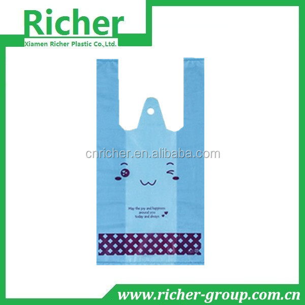 PLASTIC CLOTHING COVER T SHIRT BAGS