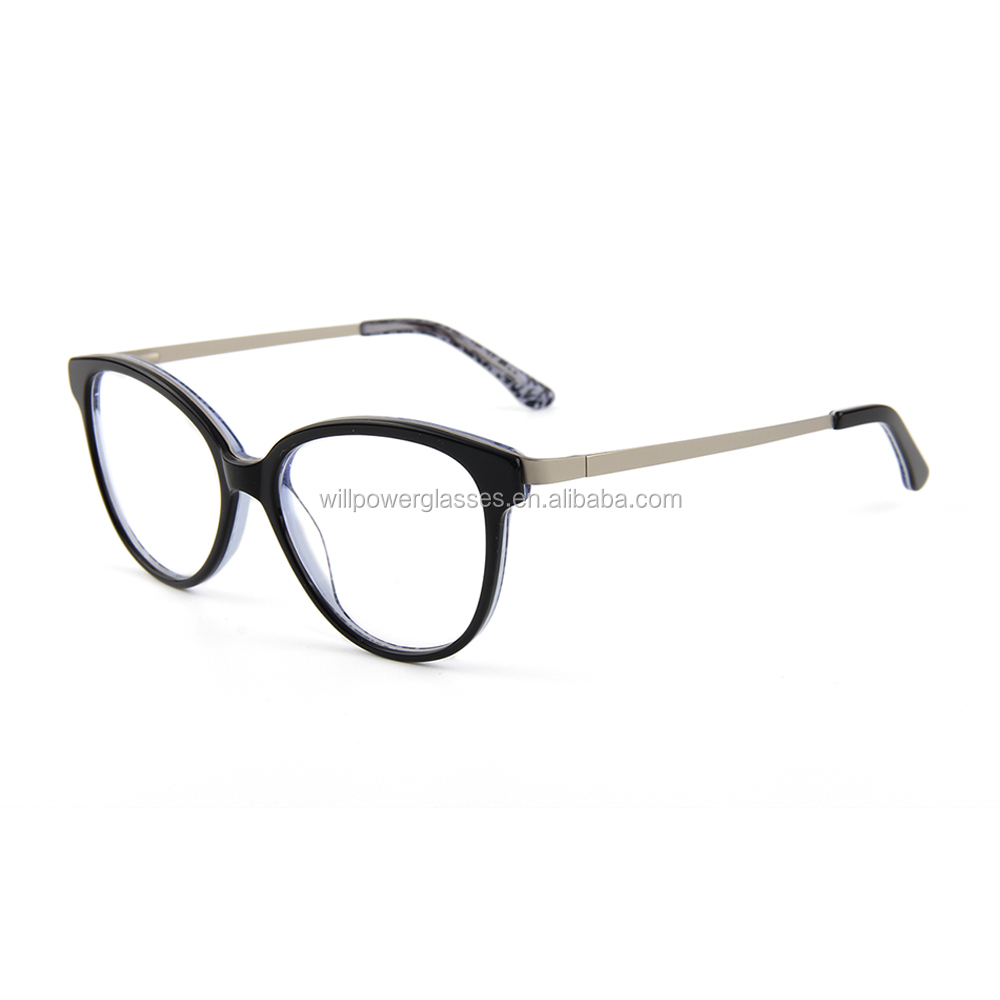 new products 2017 eyewear high quality acetate optical frame