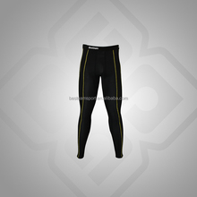 Professional custom logo narrow fitted long trouser