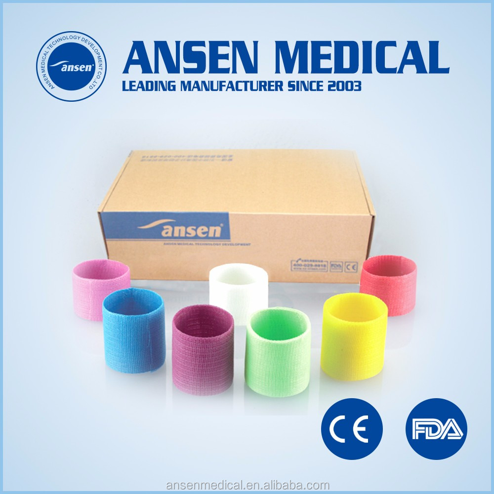 Medical Disposable Fracture Fixation Casting Bandage Water Activated Polyurethane Resin Fiberglass Casting Tape