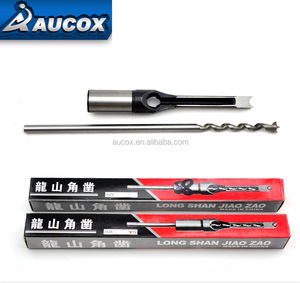 HSS woodworking square hole drill bit