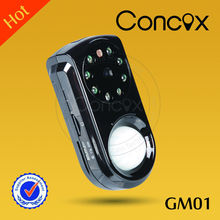 Concox GSM video camera security alarm GM01 for house/ office / industry security
