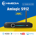 Amlogic S912 Octa Core Android Black External Antenna Android TV Box