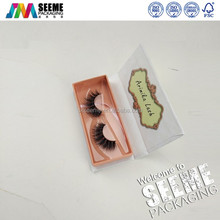 Customized Elegant gift paper box False Eyelash boxes