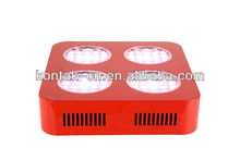 Indoor Growing Light Systems 80*3W High Power LED Grow Lights Red Blue UV IR Best For Medical Plant