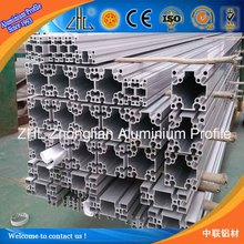 Good! Hot searching aluminium profiles for workbench, OEM aluminium extrusion framework, anodized sliver matte beam aluminium