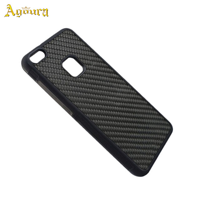 OEM 3K Twill Carbon Fiber Phone Case For Huawei P10lite