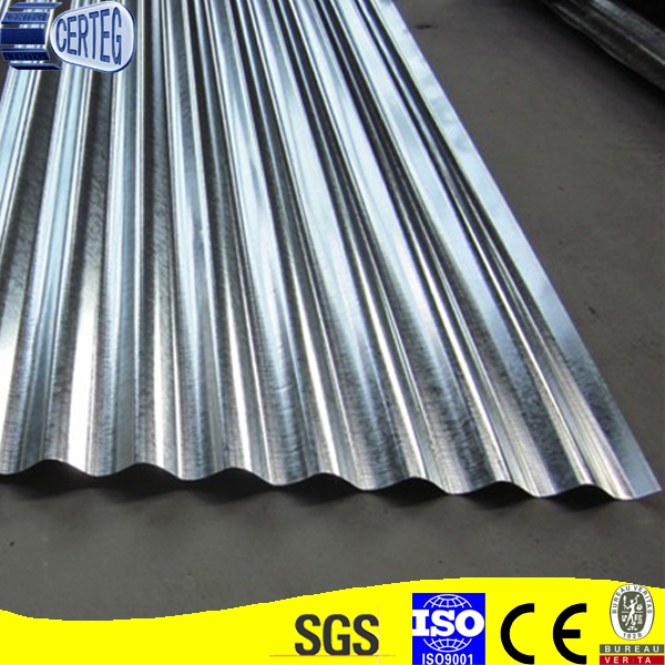 galvanized iron sheet for livestock farm roofing / poultry farm roofing