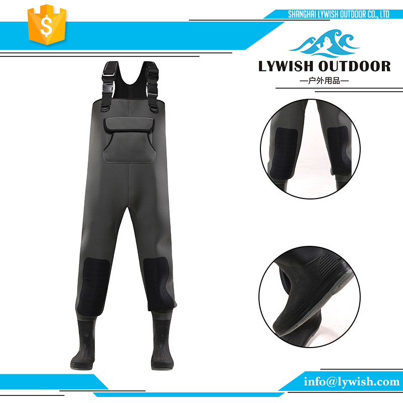 Comfortable Fishing stocking foot waders