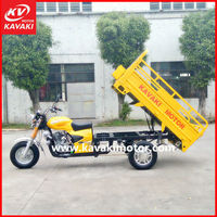 Electric Start Adult Tricycle / 3 Wheel Tricycle / Strong Tricycle Differential