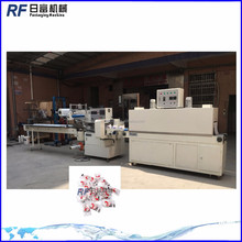Flow Wrapping Equipment For Frozen Chicken Horizontal Packing Machine Manufacturer