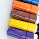 12 Color Rock Stone Ceramic Glass Wood Painting Refillable Vehicle Paint Pens