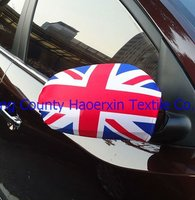 britain union jack car mirror flag