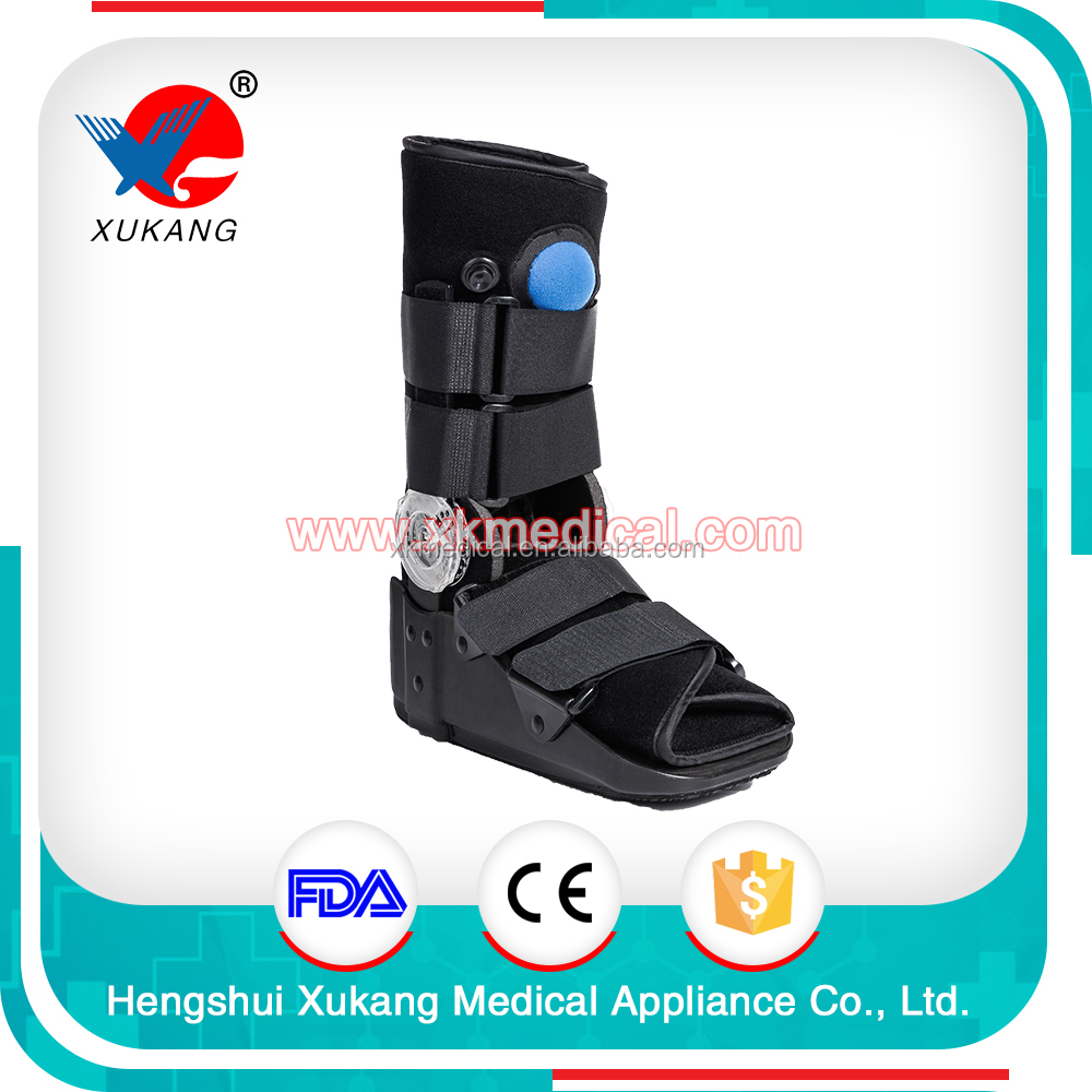 Health Care Device walker boot,Low orthppedic waker boot with gasbag and regulator