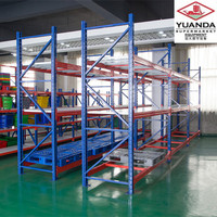 Steel Stacking Rack Systems/Heavy Duty Warehouse Rack/Storage Pallet Racking