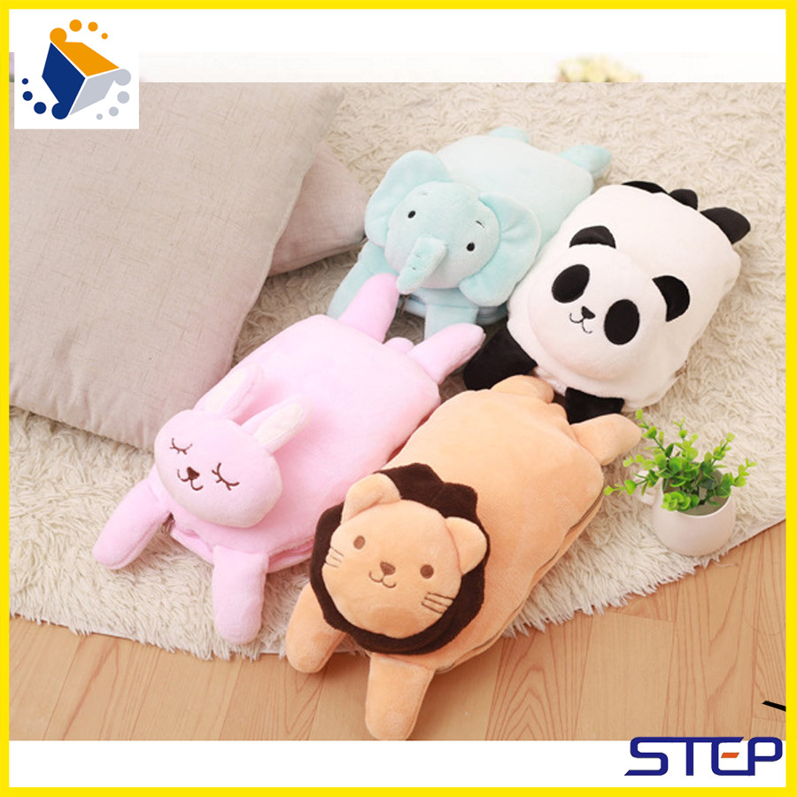 2017 Warm Cartoon Polyester Blanket For Kids