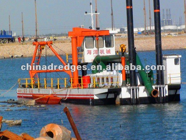 2500m3/h Low Price Sand Dredger