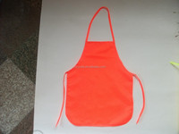 Pure Color Best Quality Waterproof Cheap Reflective Apron Fits Adults or Children