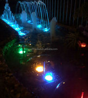 stainless cover IP68 led underwater lamp