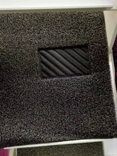 15mm thickness dotted back pvc coil car mat set