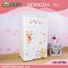 4 tiers Plastic cabinet baby clothing storage drawers HD-2378A