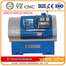 Alloy Wheel CNC Lathe Tool Turret wrc26