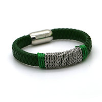 Europen Hot Sale High Quality Hot Sale Leather Bracelets For Men