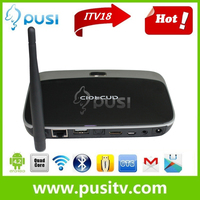 android 4.2.2 internet tv receiver box