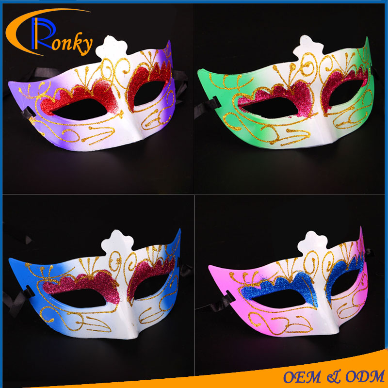 Promotional gifts 2017 different types of carnival dancing mask
