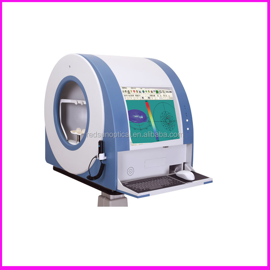 China ophthalmic equipment visual Field with built-in computer