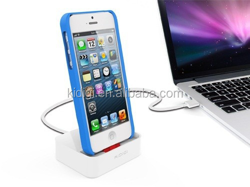 Case Compatible Sync & Charge Dock for iPhone 5/iPhone 5s/iPhone 5c