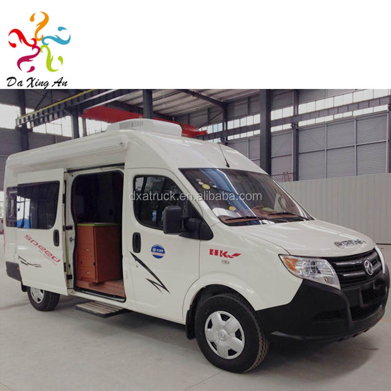 Recreational vehicle used for living 2-6 person