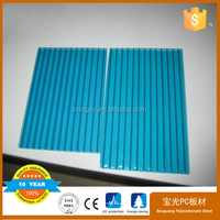 baoguang polycarbonate sheet for partition 6mm