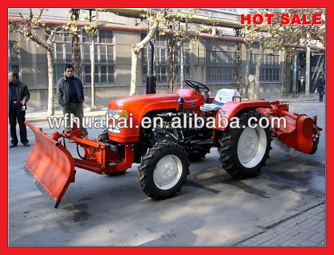 snow cleaner for tractor