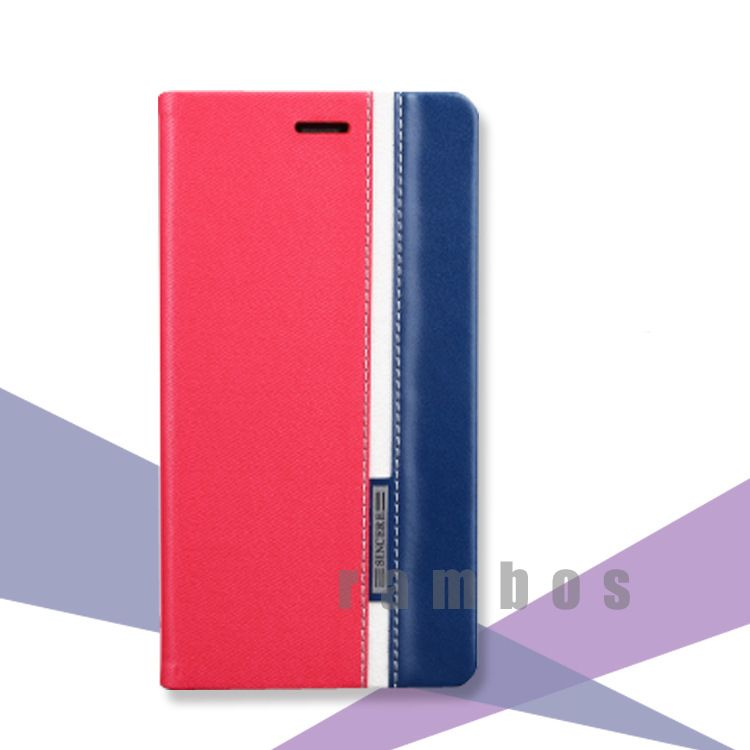 Flip Wallet Leather Case Cover for Sony Ericsson Xperia X8