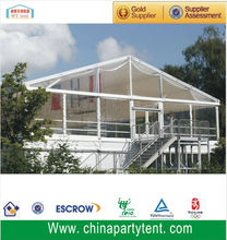 Strong heavy snow load warehouse canopy for sale
