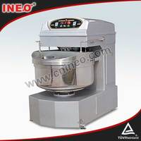 2.4Kw 80L Double Speed Flour Mixer Machine Price/Bread Dough Mixer/25kg Spiral Dough Mixer