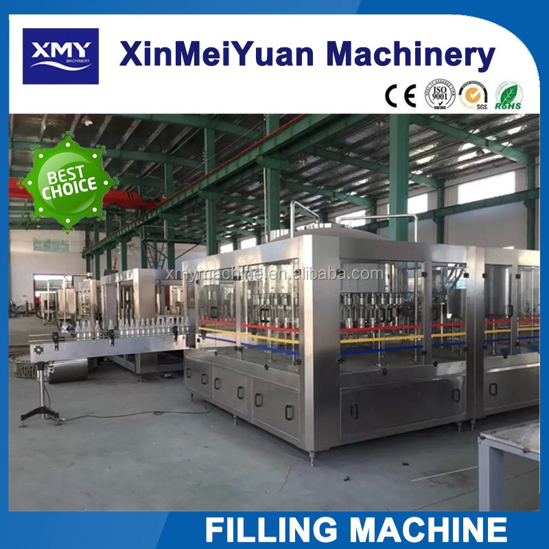 3000 mineral water filling line