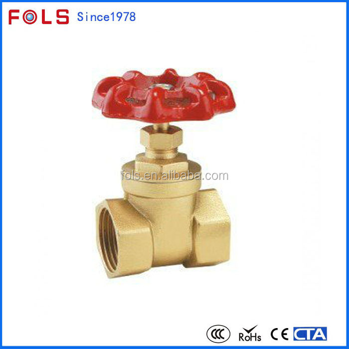 Hot Sale handle brass aluminium bronze gate valve
