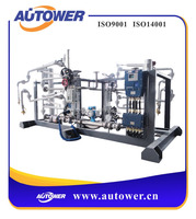 China LNG LPG loading unloading skid-mounted Quantitive control equipment, Skid mounted loading system